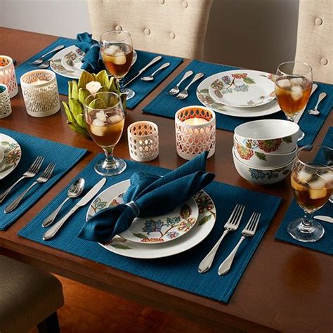1000 ideas about table plate setting on pinterest 51 table setting ideas for everyday everyday table