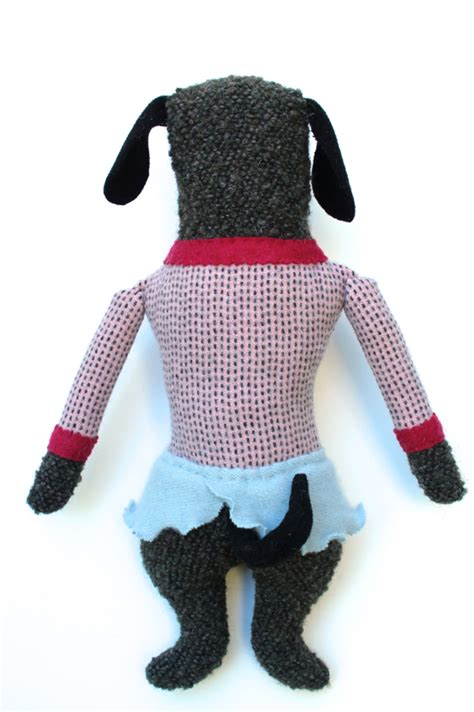up dolls for dogs curly doll