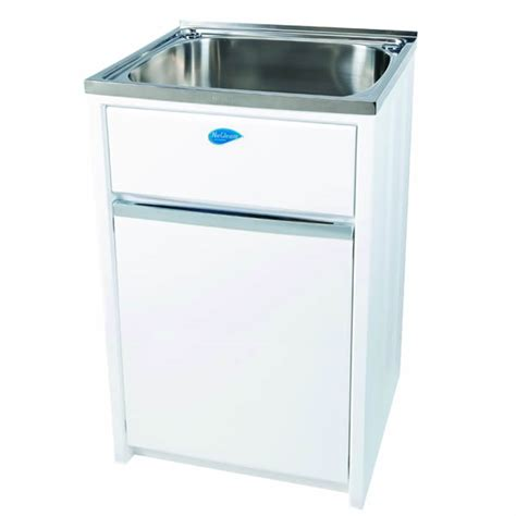 Nugleam Standard Laundry Cabinets Sinks Perth
