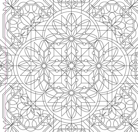 kaleidoscope designs coloring pages kaleidoscope designs artist s coloring book paperme se