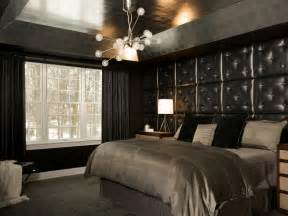 Black Bedroom Chandelier Pictures Of Bedroom Wall Color Ideas From Hgtv Remodels