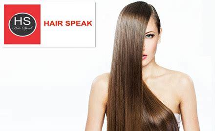 btm layout hair salon hair speak family salon deals in btm layout bangalore