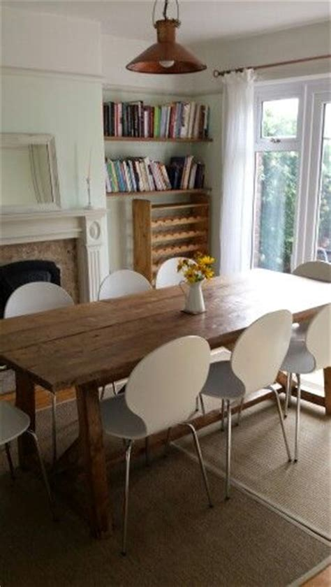 Dining Room Painted With Dulux Nordic Spa House
