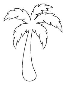 25 best ideas about palm tree crafts on luau