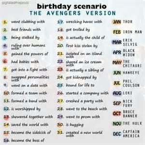 Birthday scenario game on pinterest birthday scenario scenario game