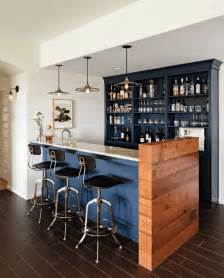 home bars room decor:  of   stylish home bar ideas modern home bars floor to ceiling
