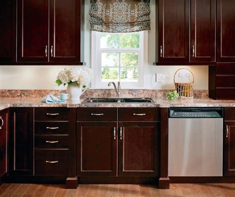 base pots and pans pull out cabinet kitchen craft cabinetry