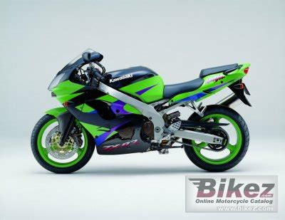 2001 Kawasaki Zx9r by 2001 Kawasaki Zx 9r Specifications And Pictures