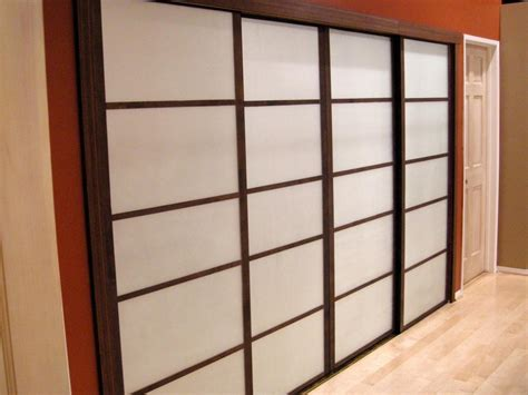 Ideas For Wardrobe Doors by Closet Door Options Ideas For Concealing Your Storage