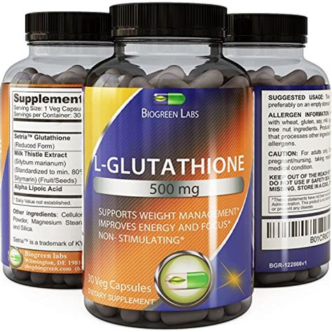 Clarity Rapid Detox Reviews by Reduced Glutathione Supplement Whitening Pills 1