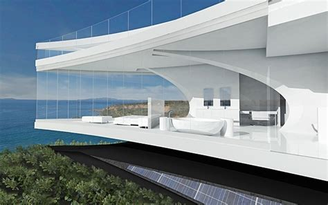 futuristic home designs the dream house you cannot own