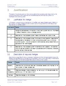 Conops Template by Concept Of Operations Template Technical Writing Tips
