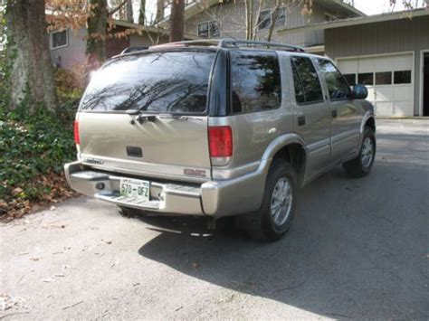 car engine repair manual 1998 gmc jimmy electronic toll collection find used 1998 gmc jimmy envoy sport utility 4 door 4 3l in knoxville tennessee united states