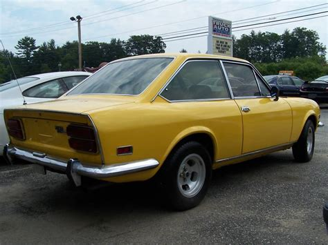 1972 fiat 124 sport coupe for sale classic italian cars