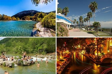 vacation sites the best summer vacation destinations in texas