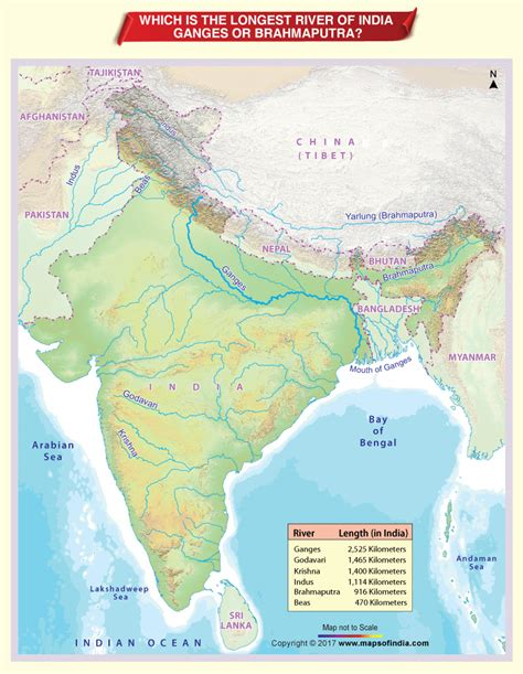 ganges river map which is the river of india ganges or brahmaputra