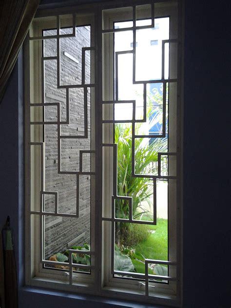 desain daun jendela minimalis desain dan model teralis jendela minimalis modern