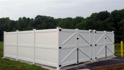 masonry dumpster enclosures designs related keywords