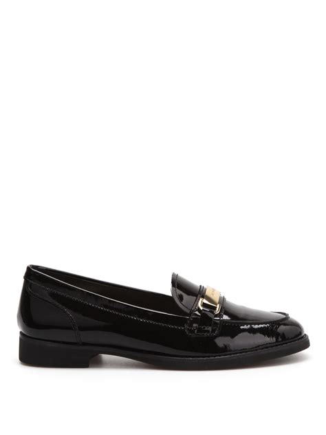 michael kors patent leather loafers patent leather loafer by michael kors loafers slippers