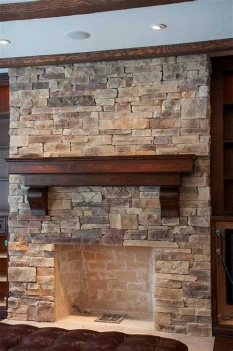 remodeling your two story fireplace north star stone ledge stone fireplaces album 2 traditional chicago
