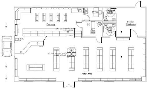 pharmacy layout design ideas pharmacy design plans pharmacies floor plans 16544code jpg