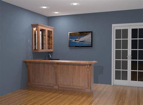 Simple Home Bar How To Build A Simple Home Bar Home Bar Design