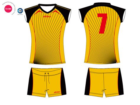 design jersey team design volleyball jerseys joy studio design gallery