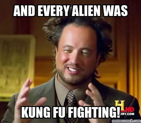 Fu Meme - kung fu