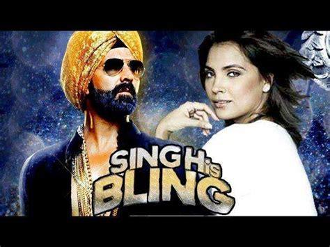 Dvd India Singh Is Bling akshay kumar starrer singh is bling commences shooting