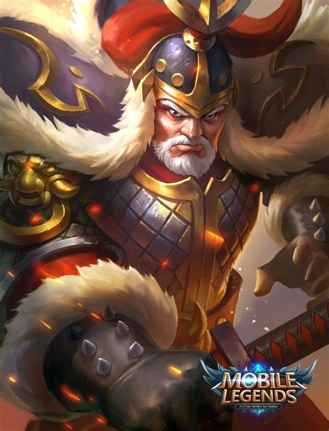 wallpaper yi sun shin inilah 20 wallpaper hd mobile legends terbaru download