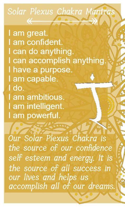 solar plexus chakra the 25 best solar plexus chakra ideas on