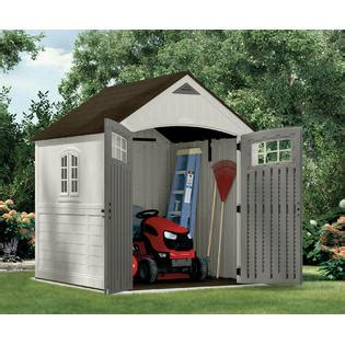 Kmart Storage Sheds by Suncast Cascade Storage Shed 7 X 7 Lawn Garden Sheds