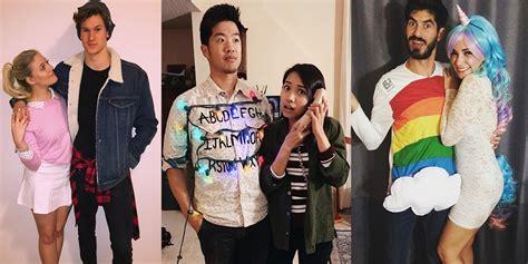 perfect couples halloween costume ideas