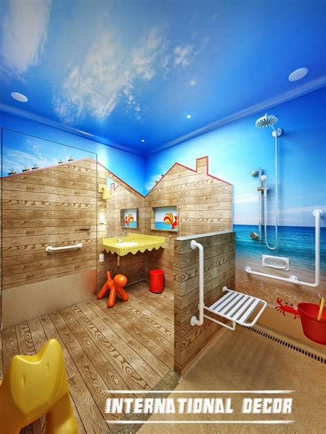 Fun Kids Bathroom Ideas by Fun Ideas For Kids Bathroom Decorations