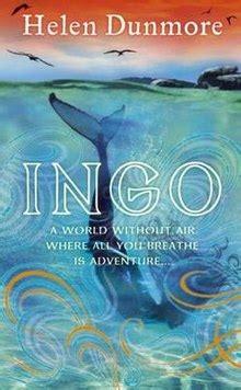 The By Helen Dunmore Ingo ingo novel