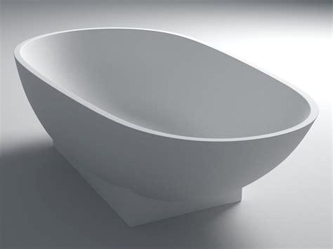 ei badewanne freistehende badewanne mineralguss badewanne
