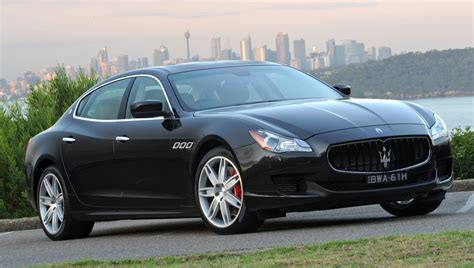 Car Maserati by 2014 Maserati Quattroporte Review Caradvice