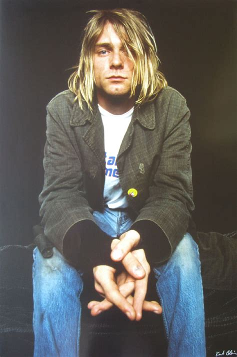 kurt cobain style cobain s famous grunge looks