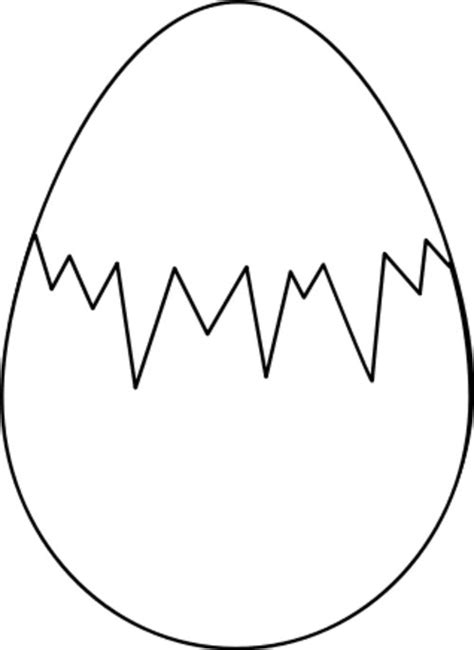 Free Coloring Pages Egg Coloring Pages For Kids Egg Coloring Page