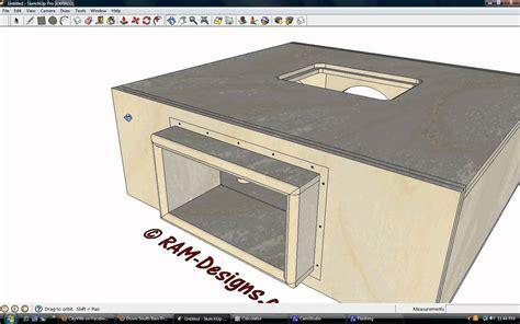 ram design ram designs 15 quot bandpass through box design