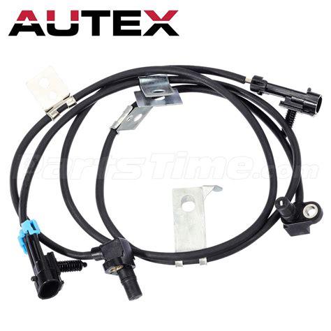anti lock brake light anti lock brake system abs sensor for chevy silverado 1500