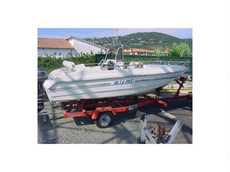 second hand boats for sale in miami 15 fish in tuscany power boats used 54101 inautia
