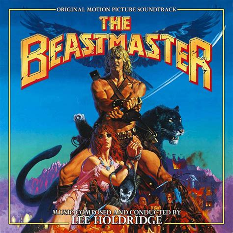 beastmaster the soundtrack details soundtrackcollector