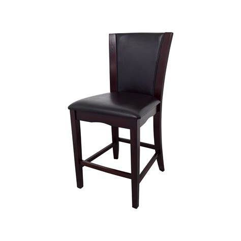 90 Off Raymour Flanigan Raymour Flanigan Black And Raymour And Flanigan Dining Chairs