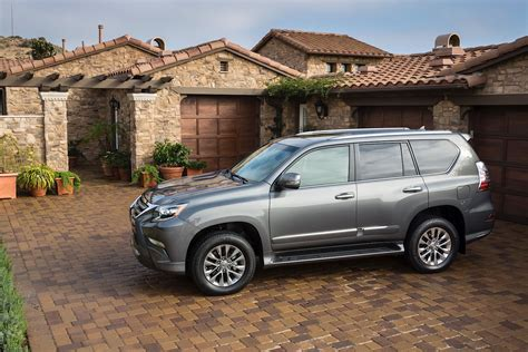 lexus suv gx 2016 2016 lexus gx 460 and ct 200h receive enform remote and