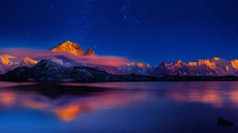 wallpaper mountains huawei p stock hd nature