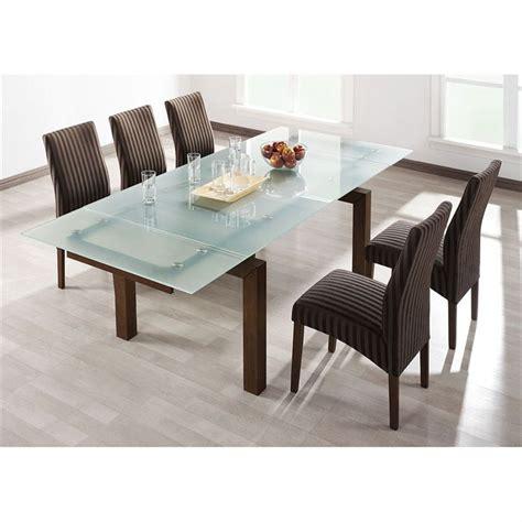 table ikea salle a manger table salle a manger en verre mobilier sur enperdresonlapin