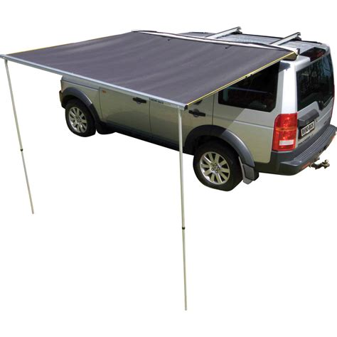 fold out awnings rhino rack sunseeker side awning fold out backcountry com