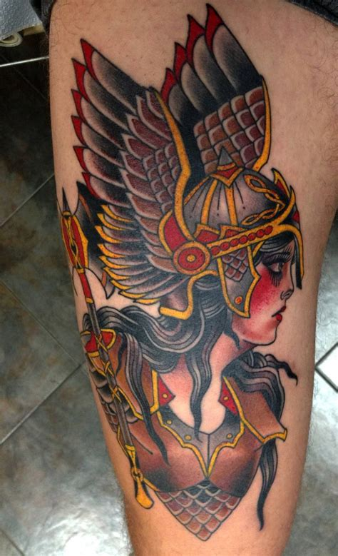 valkyrie tattoo valkyrie tattoos tattoos and