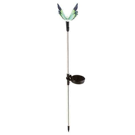 wilson fisher solar lights view wilson fisher 174 solar butterfly stake lights deals